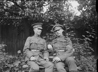 Private John Chipman Kerr / Soldat John Chipman Kerr