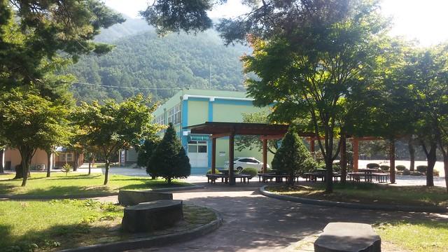 화북중학교