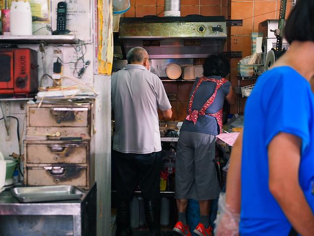 黎明紅茶| 花蓮市區-人氣在地老店/早餐店