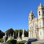 2017-09-28 - Pellegrinaggio a Fatima e Santiago de Compostela (santuario Bom Jesus di Braga)