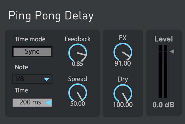 PingPongDelay2.0