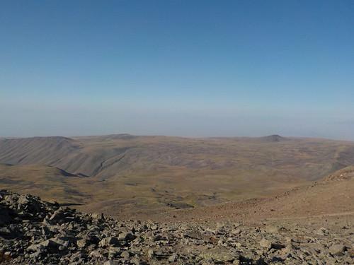 登山道無視してテキトーにGPSで登ったら岩セクションになってしまった