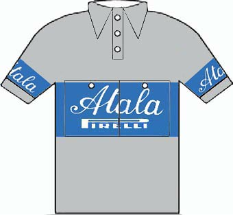 Atala - Giro d'Italia 1953