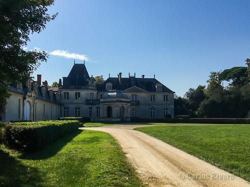 Bodega Le Chateau de Tiregand.