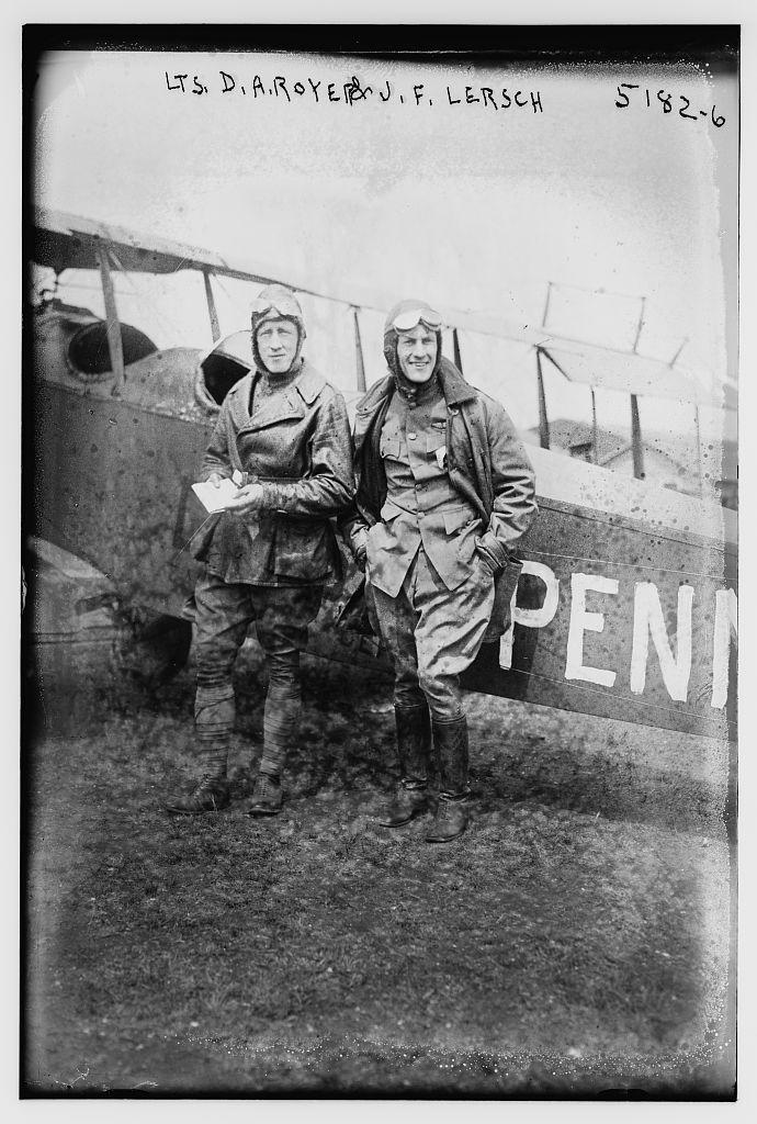 Lts. Royer & Lersch (LOC)