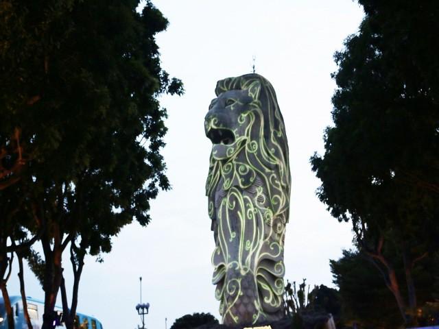 sentosa merlion obiective turistice singapore 2