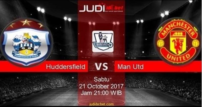 Prediksi Bola Huddersfield vs Manchester United, hari Sabtu, 21 October 2017 – Liga Inggris