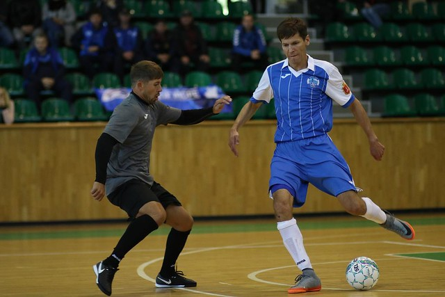 2017-09-29 Veteran's Futsal Cup «40+». День 1