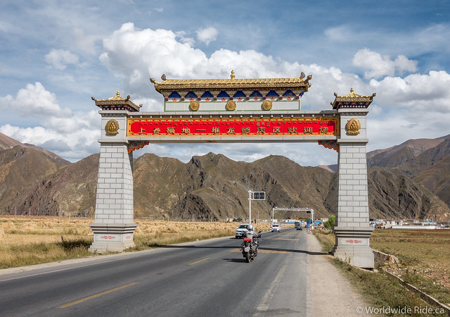 Road to Lhasa-71