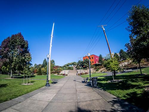 Whatcom Creek Falls and Maritime Park-014