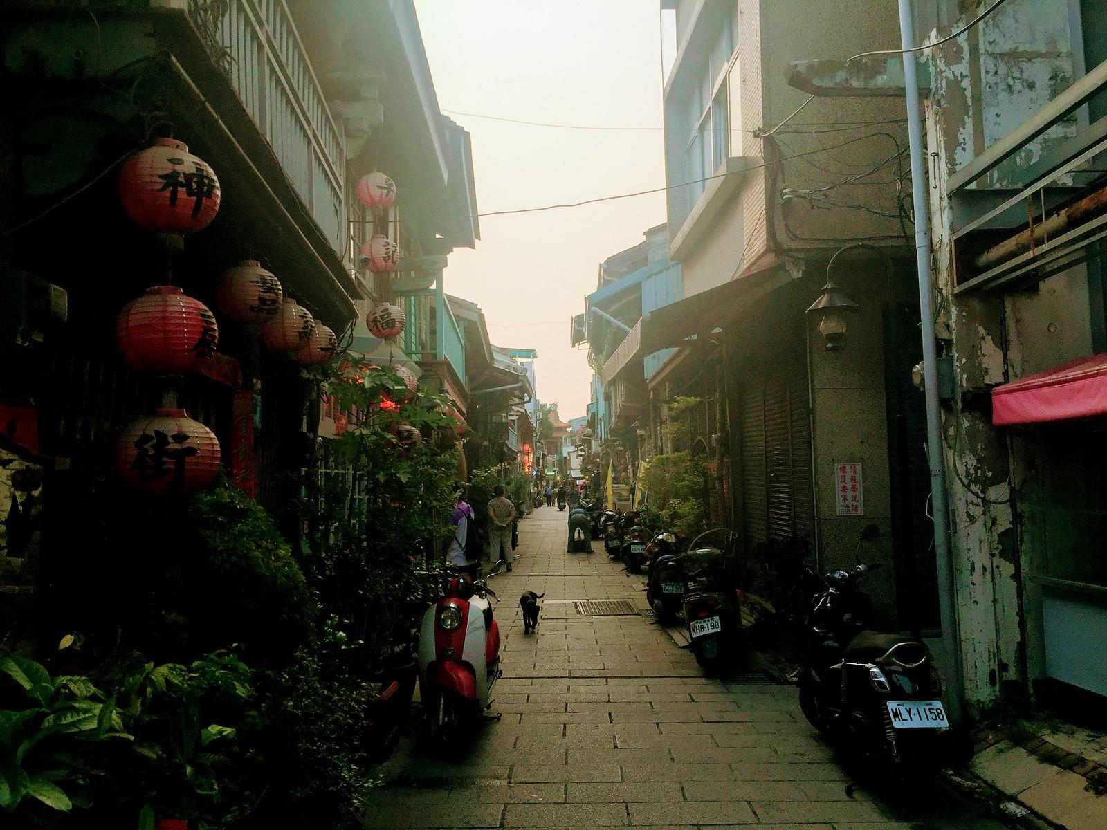 Shannong Street