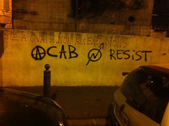 acab resist
