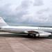 Convair CV-990A Coronado EC-BQA Exeter 2-6-84