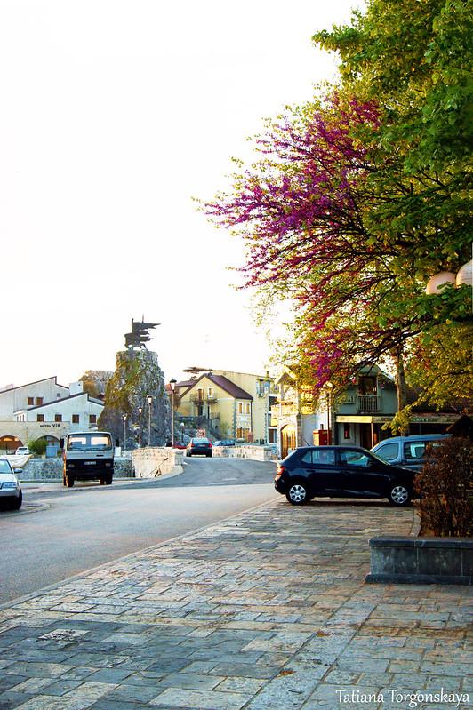 В центре Вирпазара