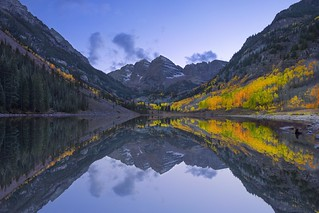 Maroon Bells & Dawn