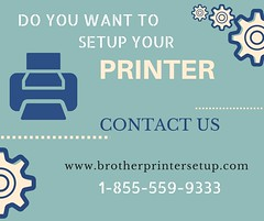 BROTHER PRINTER SETUP