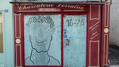 la charcuterie lorraine, rue Jean Carries à Cosne sur loire - Photo of Saint-Loup