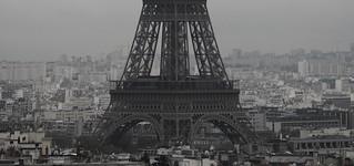 Eiffel from Triomphe