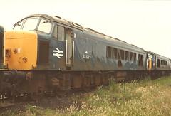 BR Class 45s 45122 & 45126 - March T.M.D.