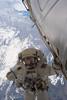 Spacewalker Mark Vande Hei