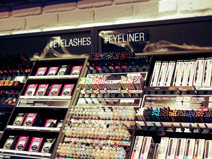 Eyeliners & nepwimpers