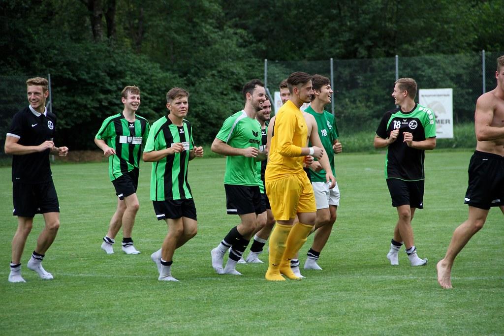 FC Erlenbach- SVK 1. Mannschaft 14.8.2016