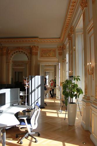 Salons – hôtel de Mercy-Argenteau – Mozilla Paris