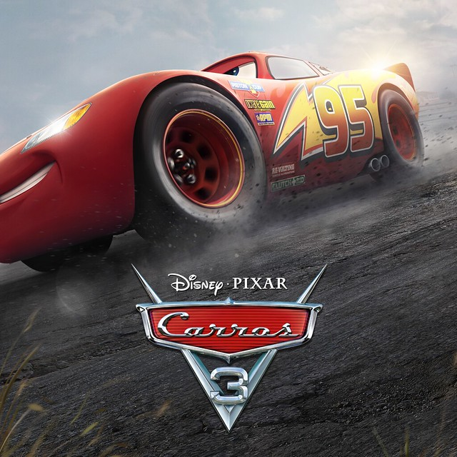 Cars 3 (plus bonus features)