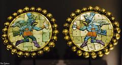 Ear ornaments from Peru