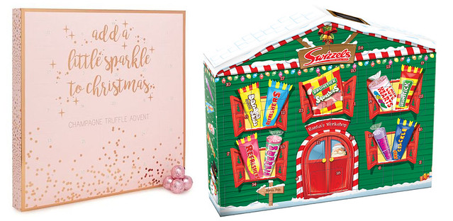 Sweet Advent Calendars 2017