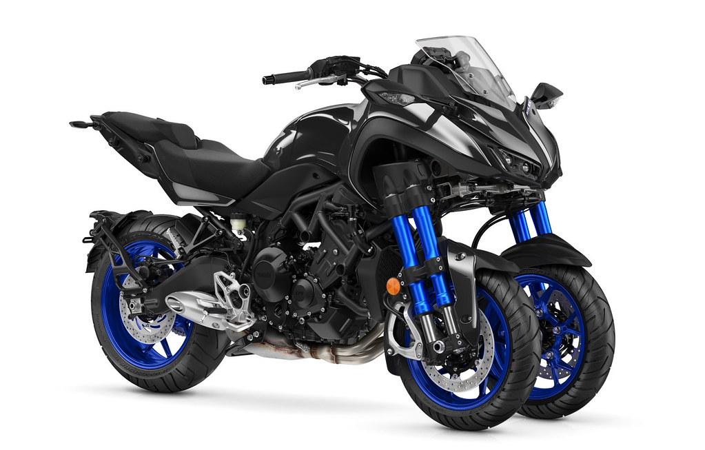 Yamaha Niken 900 2018 - 10