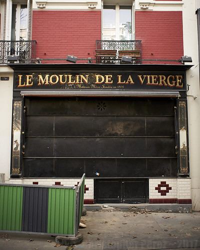 Le Moulin de la Vierge ~ Paris