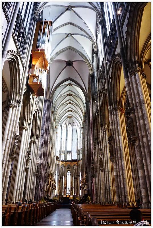 科隆大教堂-66-內部