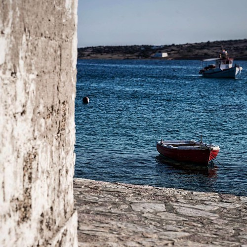 • • • • • #memories #greece #ig_greece #harbour #travel #discoverearth #beautifuldestination #master_shots #wonderful_places #beach #bokeh #fishing #boat #tv_greece_ #fantastic_earth #earthfocus #awesome_earthpix #travelawesome #earthofficial #global_hots