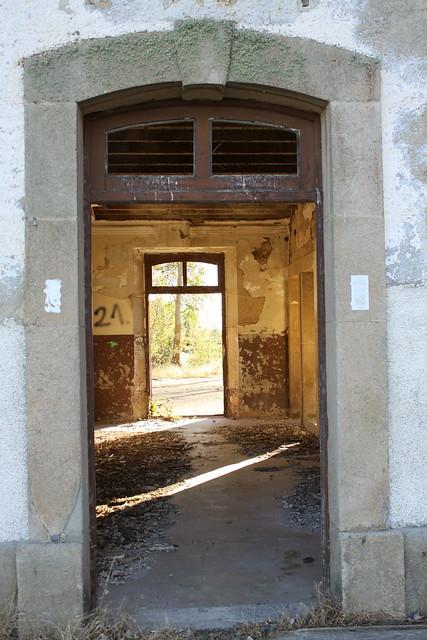 Estación Abandonada Lumbrales (SA)