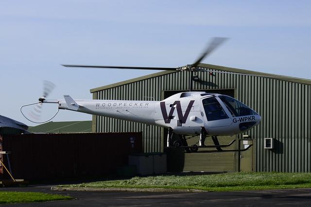 G-WPKR Enstrom 280F Shark