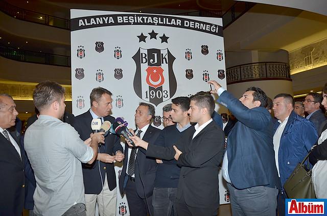 Alanya Beşiktaşlılar Derneği Balo- Gold city Hotel-3