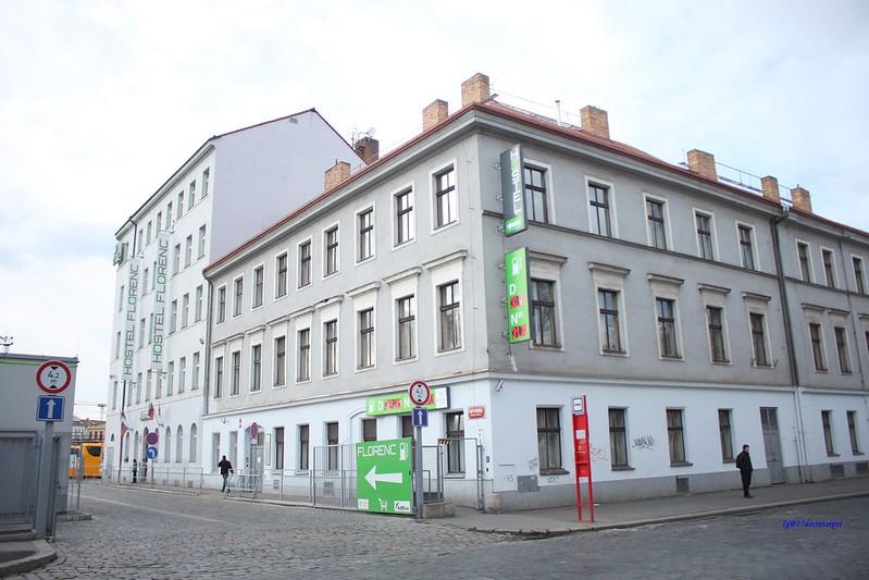 Hostel Florenc-弗洛林克旅館-捷克布拉格住宿-17度c歐洲自助旅行 (3)