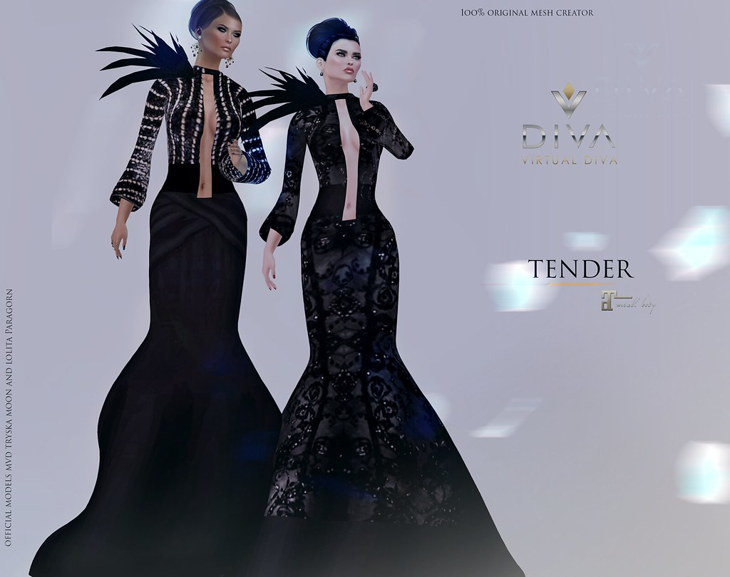 Tender.. New official Models <3 - TeleportHub.com Live!