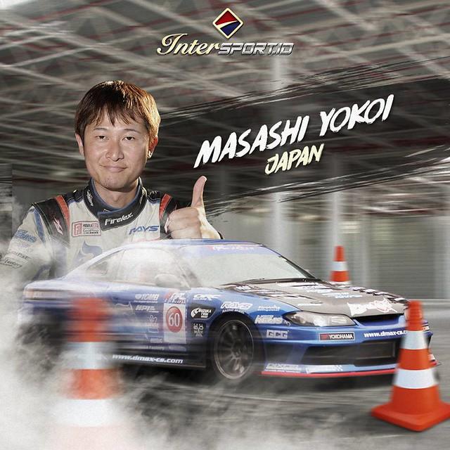 MASASHI YOKOI - JAPAN