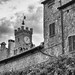 In bella evidenza, la Torre con l'orologio del Palazzo Comunale di Pienza by FabRos... 50