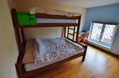 The Star Bunkhouse bedroom in Brecon Beacons