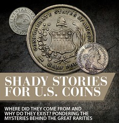 Shady Stories for U.S. Coins