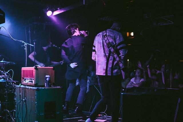 Coasts - The Bullingdon - Oxford - 01/10/17