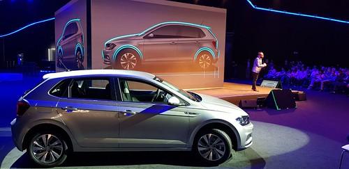 VW Polo por Elvio Orellana