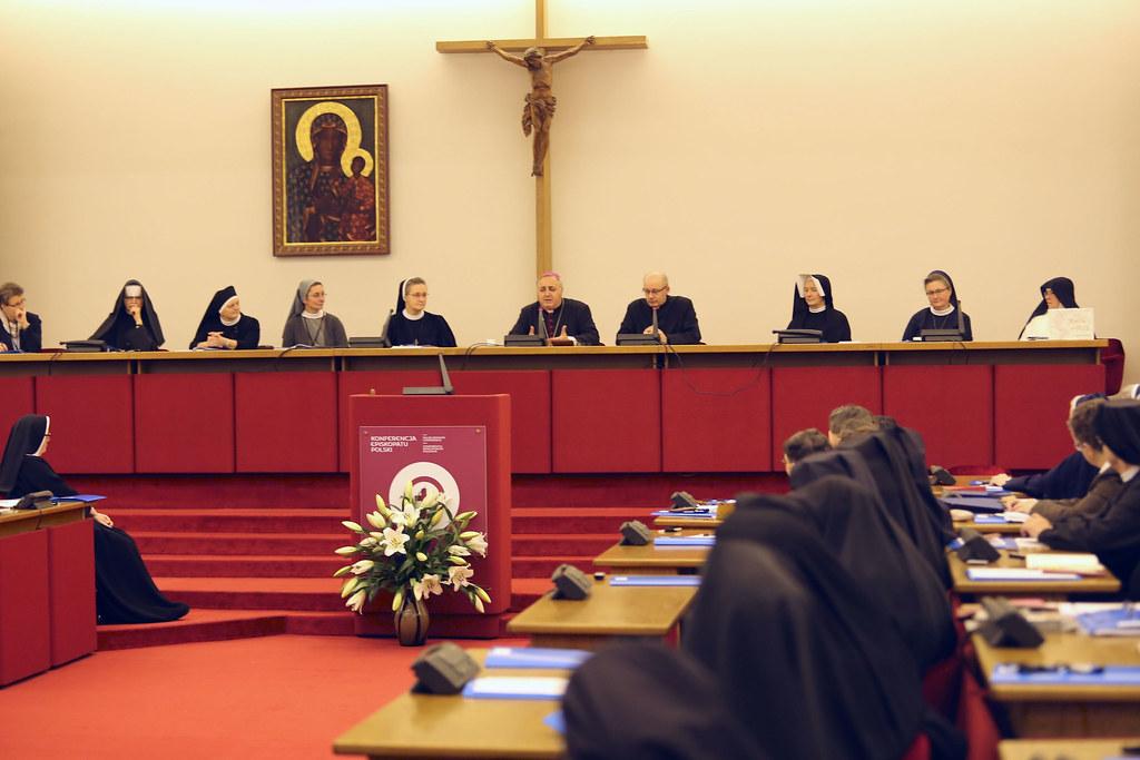 136. Zebranie Plenarne Konferencji Wyższych Przełożonych Żeńskich Zgromadzeń Zakonnych, Warszawa, 10-12 X 2017