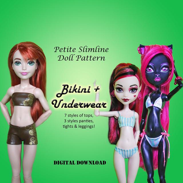 PS Bikinis & Underwear