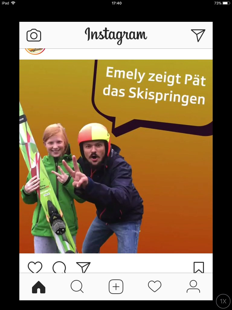 Skisprung SM in Einsiedeln 15.10.17