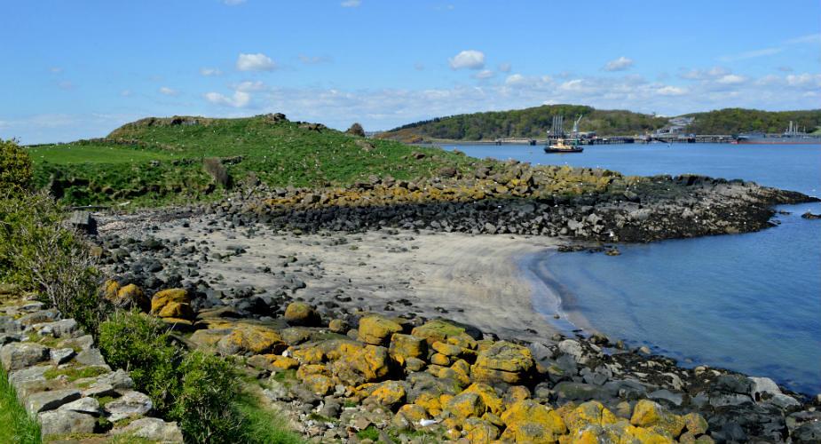 Eilandjes bij Edinburgh: Inchcolm Island | Mooistestedentrips.nl