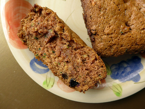 2017-11-06 - Zucchini Bread with Blueberries - 0003 [flickr]